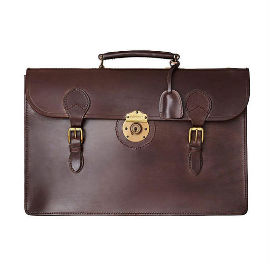 2 COMPARTMENT BRIEF CASE