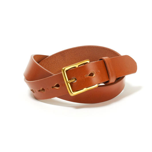 STIRRUP BELT / OXFORD TAN