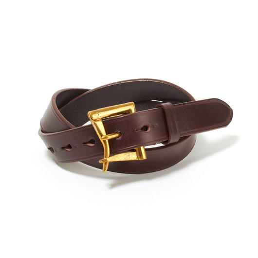 FIREMAN BUCKLE BELT / CIGAR