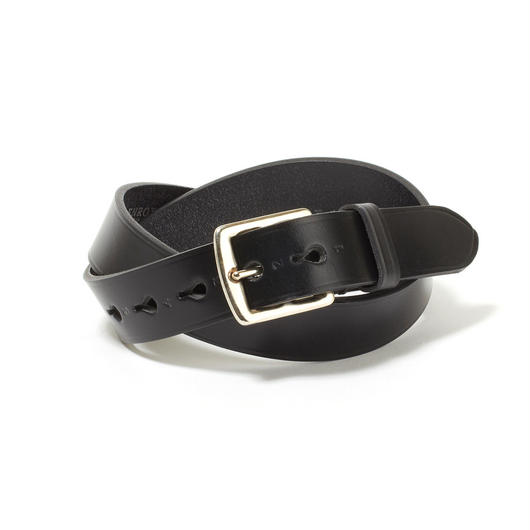 STIRRUP BELT / NEW BLACK