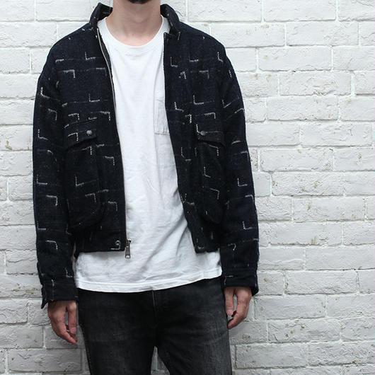 90s Design Wool Jacket