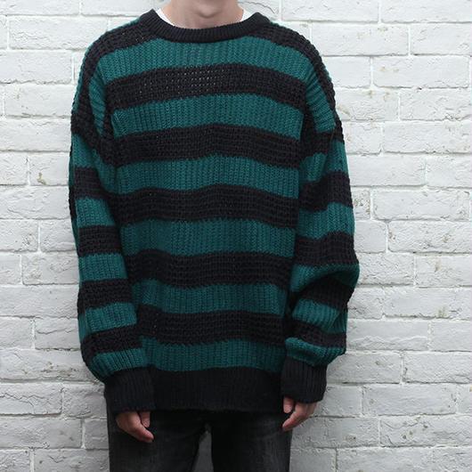 Vintage Border Sweater