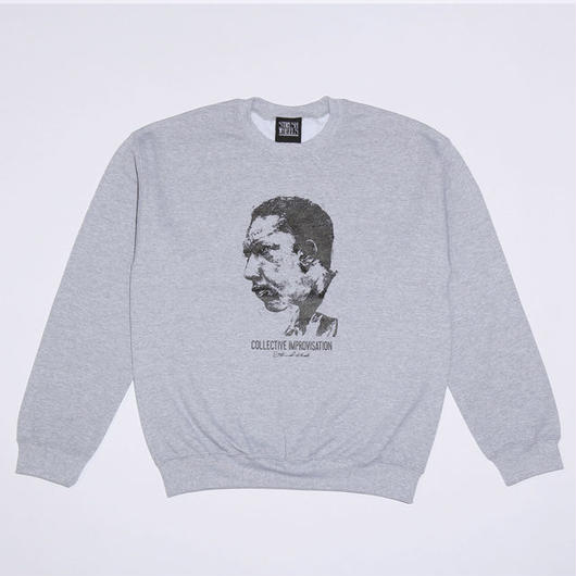 Love Supreme Crew Neck Sweat (Grey)