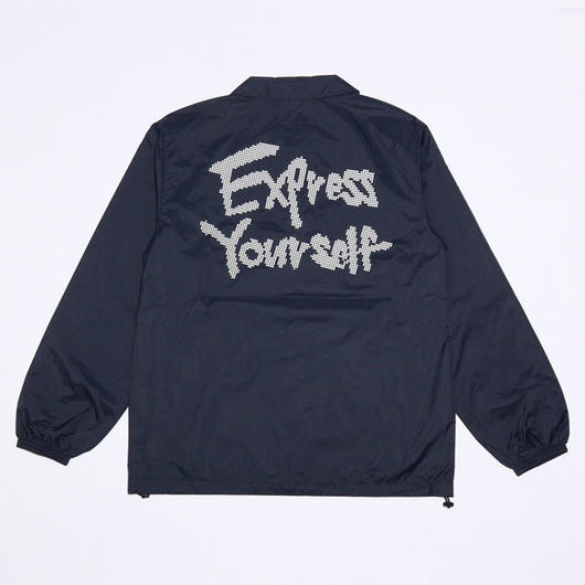 Express Yourself Windbreaker (Navy)