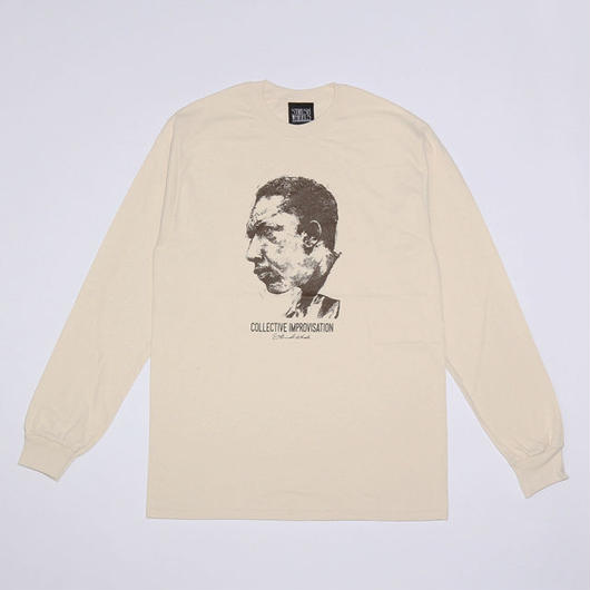 Love Supreme Long Sleeve Tee (Beige)
