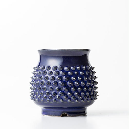 植木鉢:圭介窯【トゲモノ】KG-141