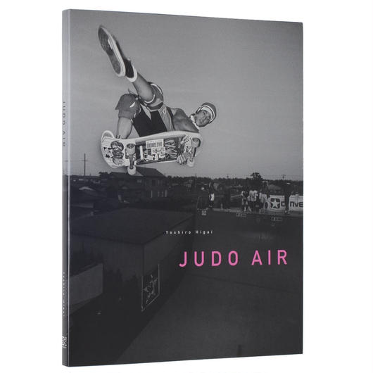 Photo Book  | JUDO AIR(80' skateboarding)