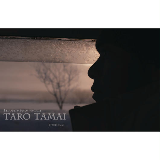 TARO TAMAI electronic Interview | English