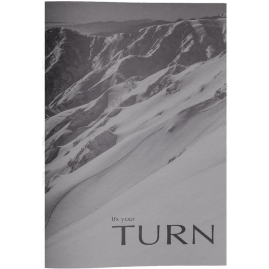 Pinup magazine  「It's your TURN VOL.3」(TURN Snowboard Special)
