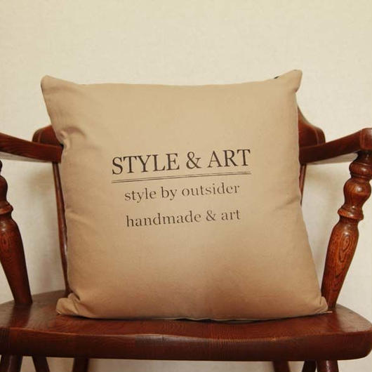 STYLE & ART ルームクッション