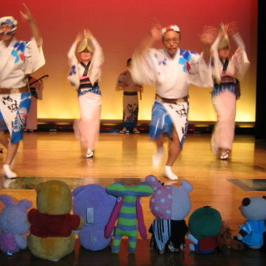 眉山*阿波踊りツアー Mt.Bizan and Awa Dance experience tour