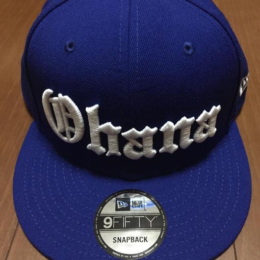 """808ALLDAY """"OHANA"""" Hat"""