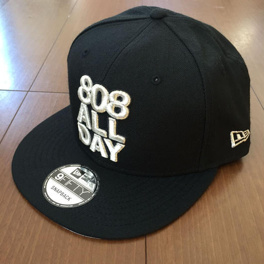 "808ALLDAY  STACK ""RAIDERS"" Hat"