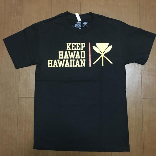 """KEEP HAWAII HAWAIIAN """"KHH LOGO"""" Tee"""