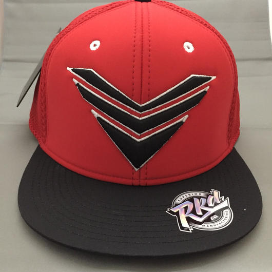 """SOVRGN """"LOGO BRED"""" Trucker hat"""