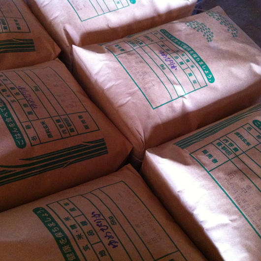 北海道産無洗米ゆめぴりか5キロ(平成24年度新米)
