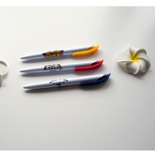 ハワイ 日焼けスヌーピー ボールペン