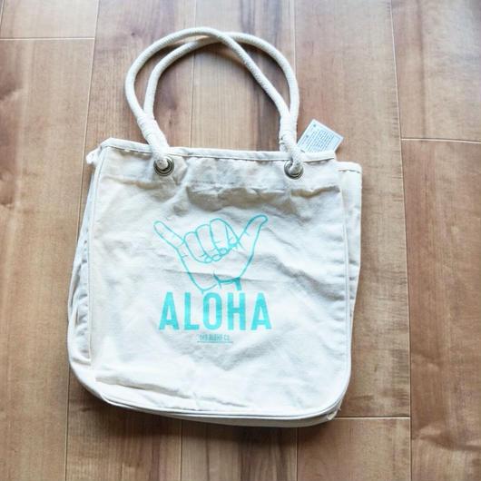 ホールフーズマーケット ×tag aloha ハングルーストートバッグ/エコバッグ