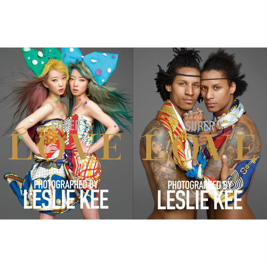 LESLIE KEE 15周年写真集 SUPER LOVE (COVER:C)
