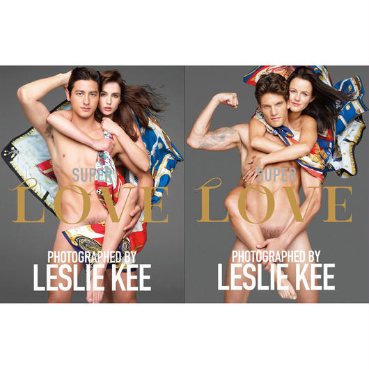 LESLIE KEE 15周年写真集 SUPER LOVE (COVER:B)
