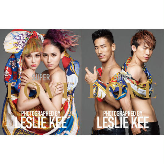 LESLIE KEE 15周年写真集 SUPER LOVE (COVER:D)