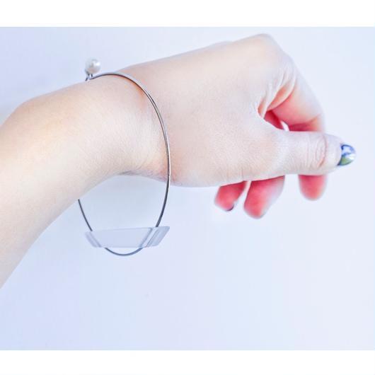Sur/titanium bracelet TI-BR1 /ブレスレット