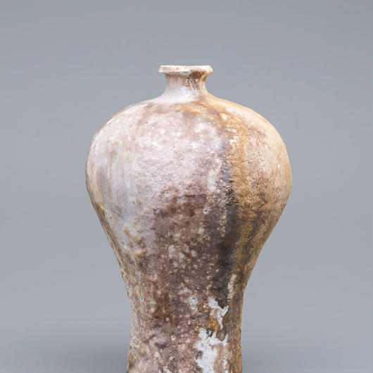No.6:YOHEN Natural Ash Glaze Vase「窯変灰被瓶子(瓶子)」