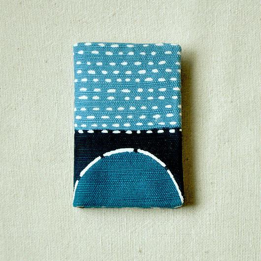 名刺入れ|民布Ⅱ(多色)青