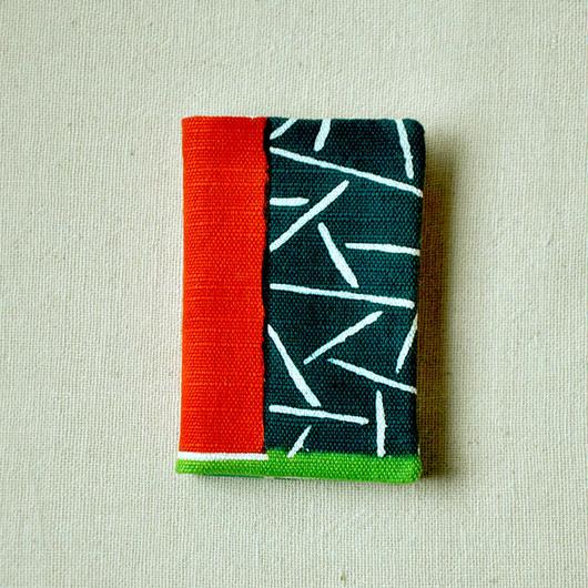 名刺入れ|民布Ⅱ(多色)緑