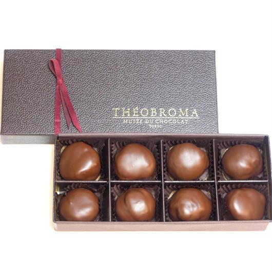 【テオブロマ】マロンショコラ 8個入