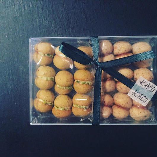 【KACO】ピスタチオ&ヘーゼルナッツのクッキー