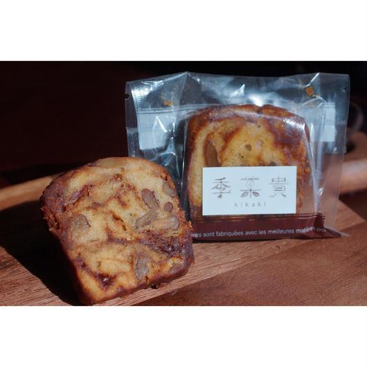 【季菓貴】キャラメルクルミパウンドケーキ