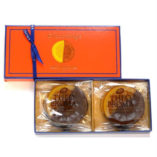 【テオブロマ】ショコランジュ 4枚入