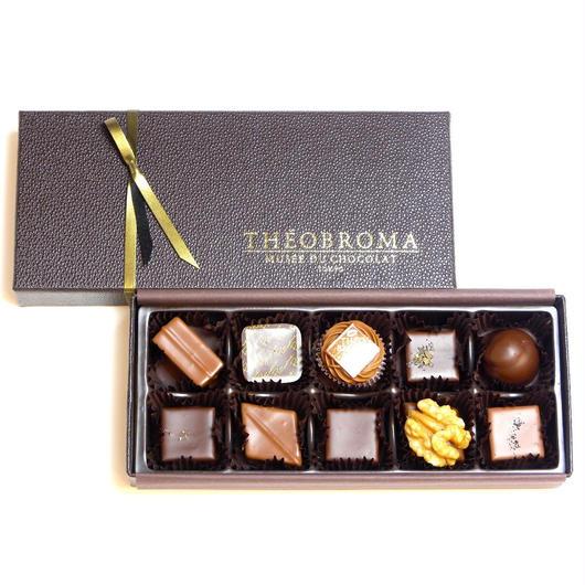 【テオブロマ】ボンボン 10個入