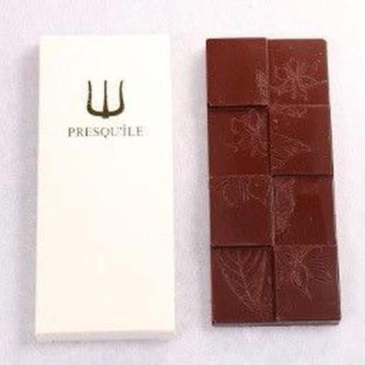 【プレスキル ショコラトリー】ペルー ホワイトカカオ(72%)