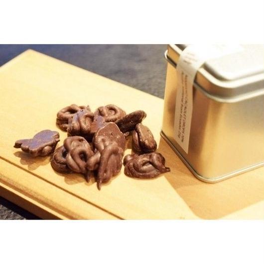 【ママノチョコレート】本格ホットチョコレートをご自宅で!ママノカカオレットドロップス 25g入り(オリジナルレシピ付き)