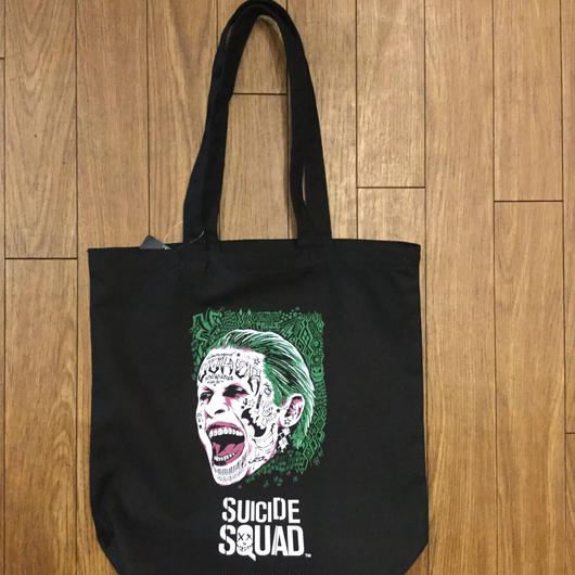 SUICIDE  SQUAD  トートバッグ  ジョーカー