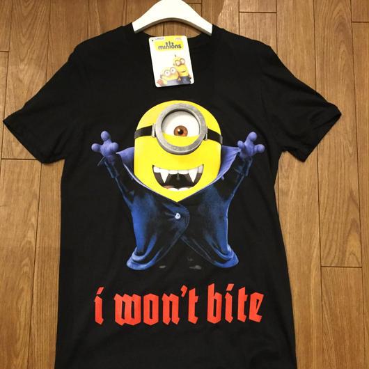 ミニオンズ I WONT BITE Tシャツ