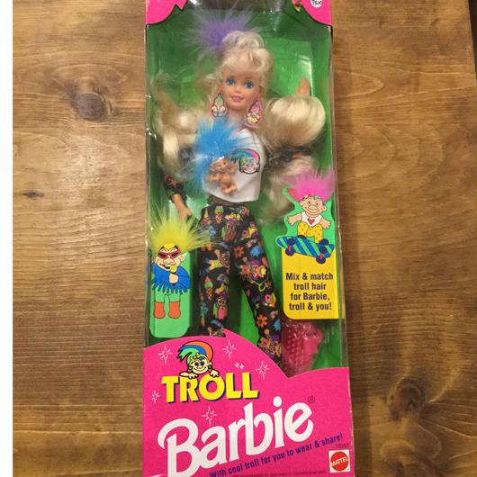 トロールバービー Troll Barbie