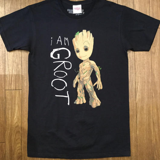 GOTG VOL2  BABY GROOT  I AM GROOT