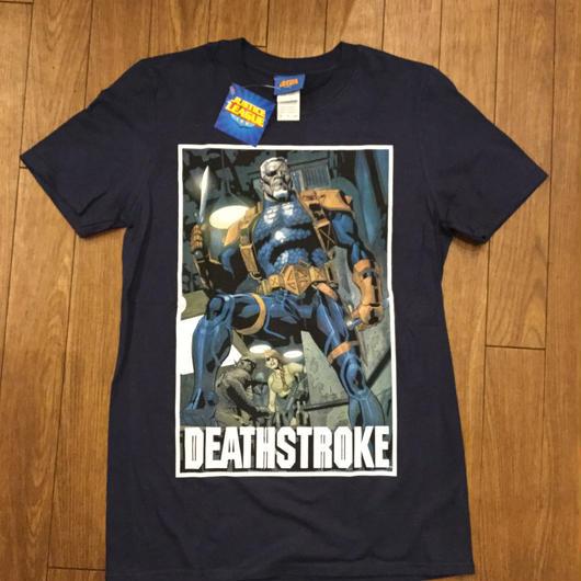DEATHSTROKE UNMASK