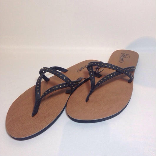 Volcom Girls  All day long sandal  #size 6(girls)