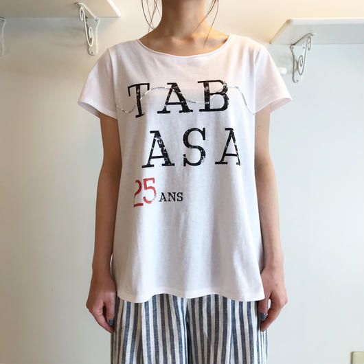 TABASA25ans Tシャツ (81UTS009)