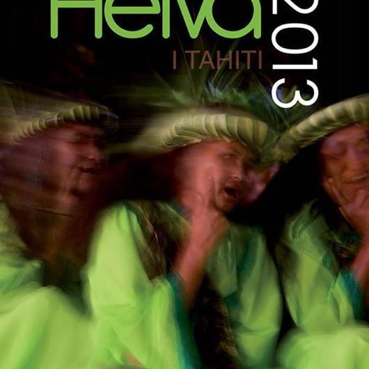 HEIVA I TAHITI 2013 オフィシャルフォトブック