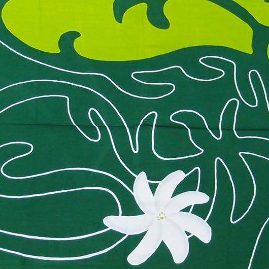 TIARE JOUR & NUIT VERT(グリーン)ショートパレオ