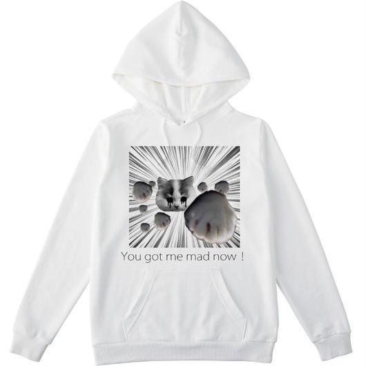 オラオラ猫太郎パーカー