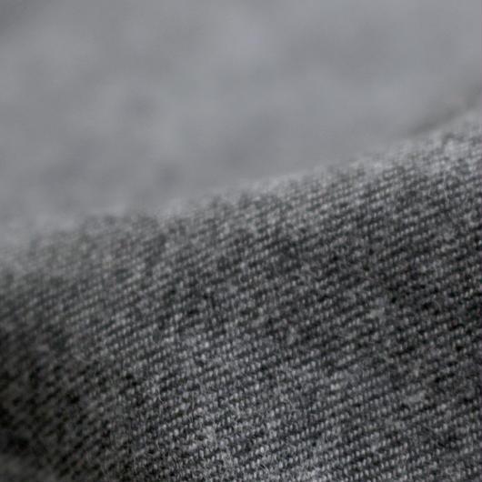 【やわらか起毛素材 】fanageコットン100% シャンブレー起毛生地/1m