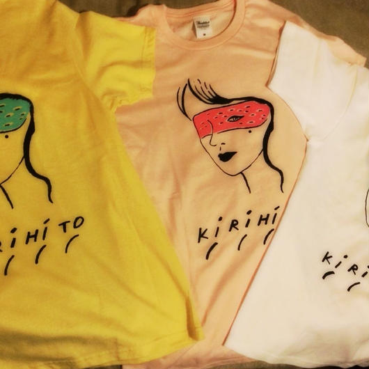 KIRIHITO TEE-37A ver. (K-WOMAN)