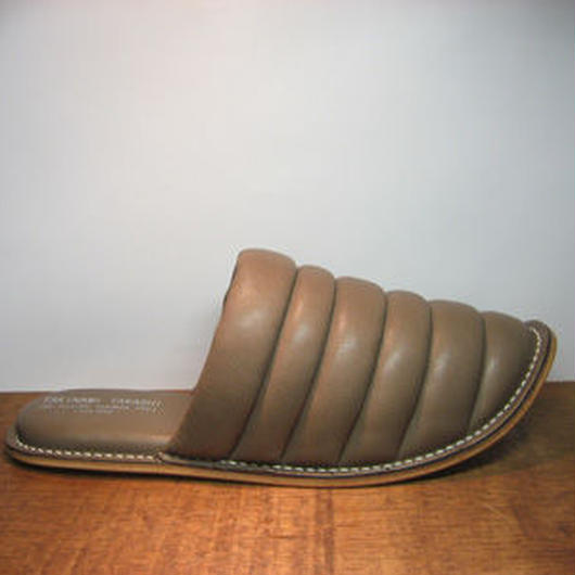 Sofa Slippers MOKO BROWN