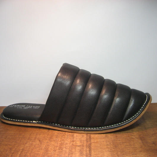Sofa Slippers MOKO BLACK